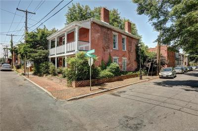 Richmond Single Family Home For Sale: 512 N Monroe Street
