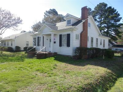 Henrico County Single Family Home For Sale: 2101 Byron Street