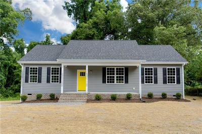 Chester Single Family Home For Sale: 3503 Sylvania Road