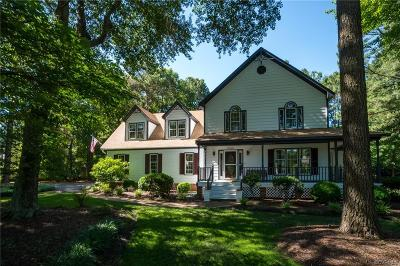 Midlothian Single Family Home For Sale: 13131 Drakewood Road