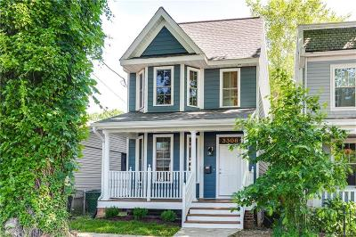 Richmond Single Family Home For Sale: 3308 O Street