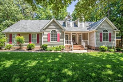 Chester VA Single Family Home For Sale: $283,500