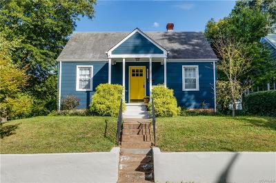 Single Family Home For Sale: 1601 S Meadow Street