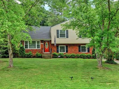Henrico County Single Family Home For Sale: 1713 Shewalt Drive