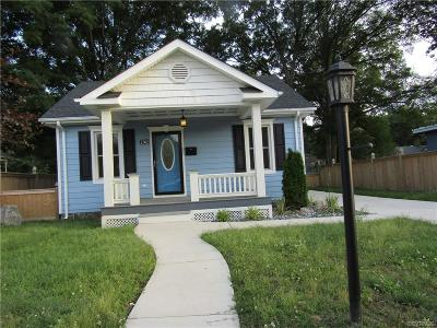 Richmond Single Family Home For Sale: 2502 Bells Road
