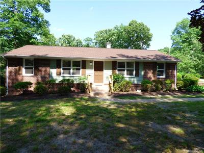 Mechanicsville Single Family Home For Sale: 8030 Willow Avenue