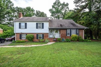 Henrico Single Family Home For Sale: 2226 Lauderdale Drive