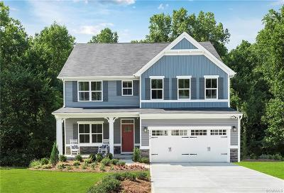 Chesterfield County Single Family Home For Sale: 3724 Gleaming Drive