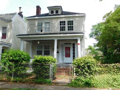 Richmond Single Family Home For Sale: 2010 2nd Avenue