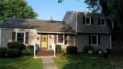 Henrico Single Family Home For Sale: 5305 Smith Avenue