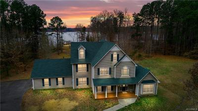 Bumpass Single Family Home For Sale: 707 Point Drive