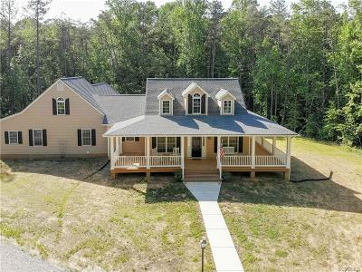 Powhatan Single Family Home For Sale: 3174 Forest End Court