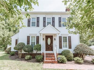 Henrico Single Family Home For Sale: 3101 Lupine Road