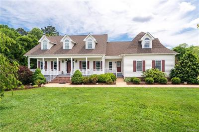 Powhatan Single Family Home For Sale: 2789 Windy Hill Lane