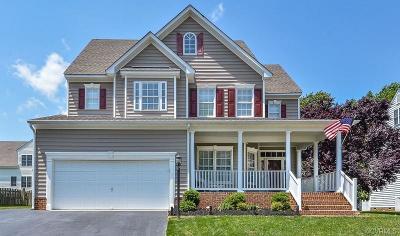 Mechanicsville Single Family Home For Sale: 9089 Lunette Lane