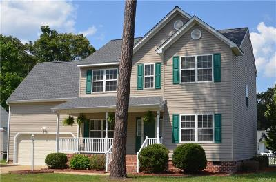 Henrico Single Family Home For Sale: 2820 Greenwing Lane