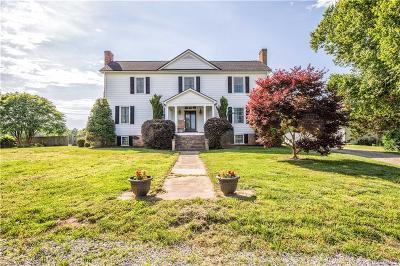 Blackstone Single Family Home For Sale: 4541 Jonesboro Road