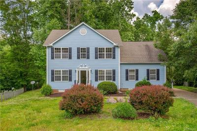 Mechanicsville Single Family Home For Sale: 9462 Doral Place