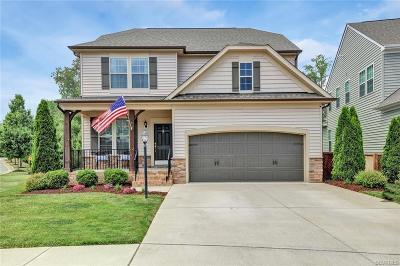 Mechanicsville Single Family Home For Sale: 8851 Rushbrooke Lane