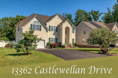 Chester Single Family Home For Sale: 13362 Castlewellan Drive