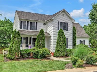 Chester, Chesterfield Single Family Home For Sale: 15501 Twisted Cedar Court