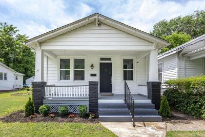 Single Family Home For Sale: 1508 N 19th Street