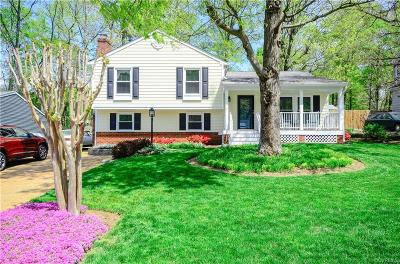 Henrico Single Family Home For Sale: 4912 Meredith Woods Road
