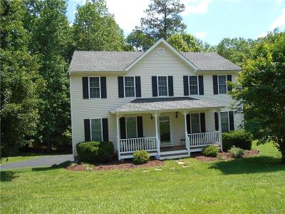 Chester Single Family Home For Sale: 2049 Tuckers Landing Road