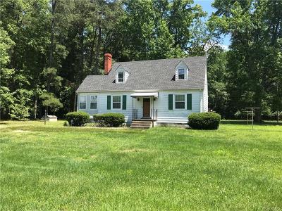 Henrico Single Family Home For Sale: 2809 Sandy Lane
