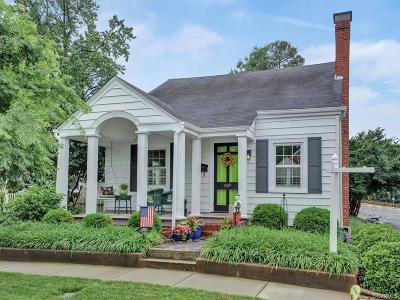 Richmond Single Family Home For Sale: 4519 Hanover Avenue