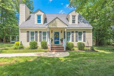Midlothian Single Family Home For Sale: 11632 Parrish Branch Circle