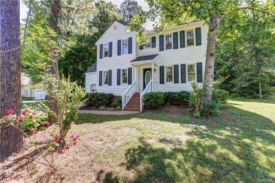 Mechanicsville Single Family Home For Sale: 10140 S Peridot Court