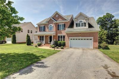 Glen Allen Single Family Home For Sale: 11021 Mountain Spring Drive