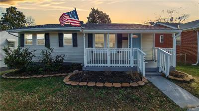 Colonial Heights Single Family Home For Sale: 309 James Avenue