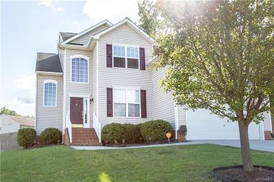 Chesterfield Single Family Home For Sale: 3460 Ellenbrook Drive