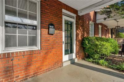 Richmond Single Family Home For Sale: 115 S Mulberry Street
