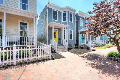 Richmond Single Family Home For Sale: 813 N 24th Street
