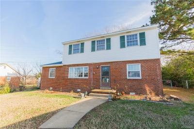 Richmond Single Family Home For Sale: 317 Duberry Drive