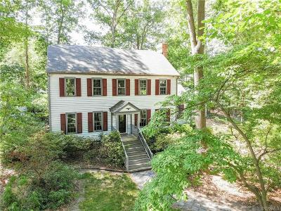 South Chesterfield Single Family Home For Sale: 713 Quarterpath Lane