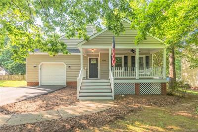 Henrico Single Family Home For Sale: 2309 Horsley Drive