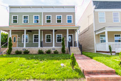 Richmond Single Family Home For Sale: 1118 N 33rd Street