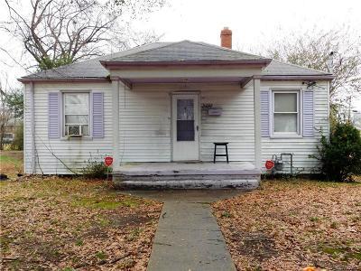 Richmond Single Family Home For Sale: 2404 Peter Paul Boulevard