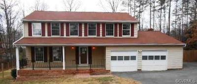 Henrico Single Family Home For Sale: 10911 Newlands Court