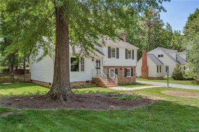 Henrico Single Family Home For Sale: 2622 Pleasant Run Drive
