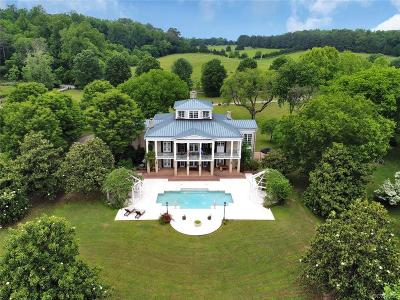 Goochland County Single Family Home For Sale: 575 Lee Road