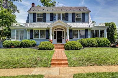 Richmond Single Family Home For Sale: 5305 New Kent Road