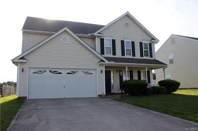 Henrico Single Family Home For Sale: 6420 Blossom View Lane
