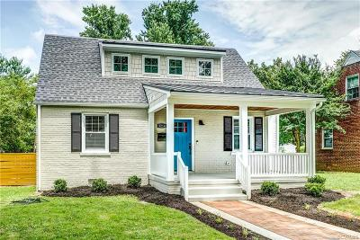 Single Family Home For Sale: 3214 French Street