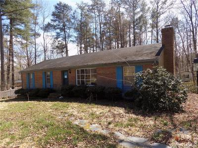 Single Family Home Pending: 1801 Otterdale Road