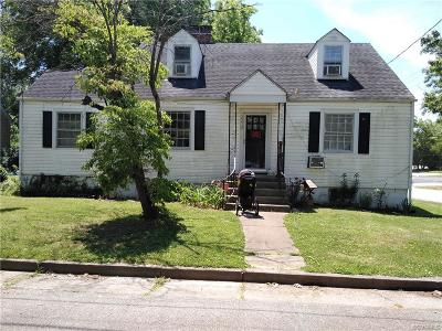 Single Family Home For Sale: 2212 Pickett Street